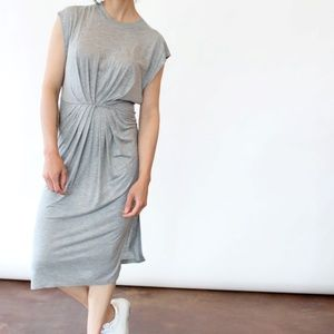 IRO Prickly Dress in Grey
